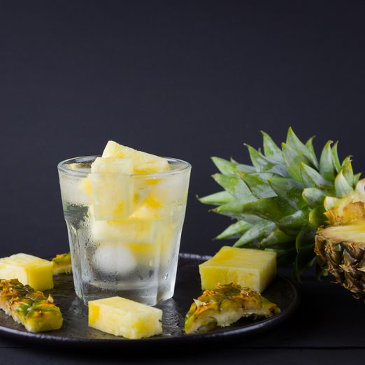 آب آناناس
