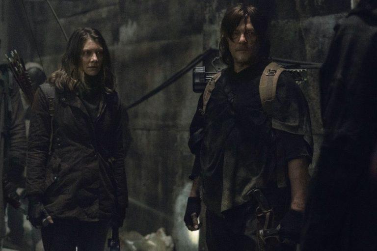 آیا مگی در فصل یازدهم سریال The Walking Dead می میرد؟