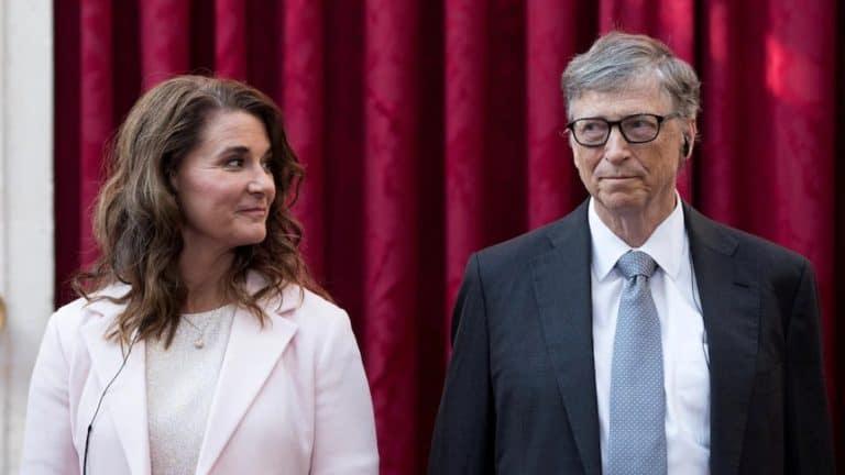 بیل و ملیندا گیتس از یکدیگر جدا شدند