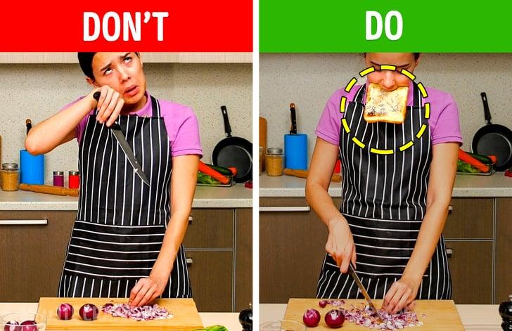 ترفندهای آشپزی که احتمالاً چیزی از آن ها نشنیده اید