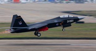 جدیدترین جنگنده پنهانکار و نسل پنجمی چین رونمایی شد