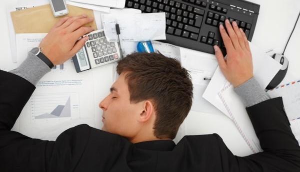 درمان احساس خستگی دائم