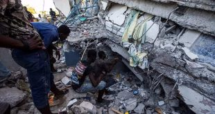 زلزله هاییتی