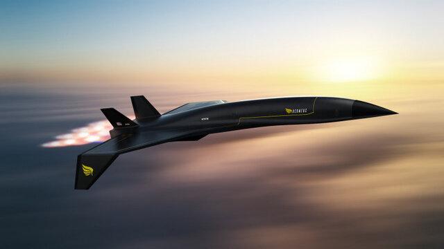 ساخت سریعترین هواپیمای قابل استفاده مجدد جهان
