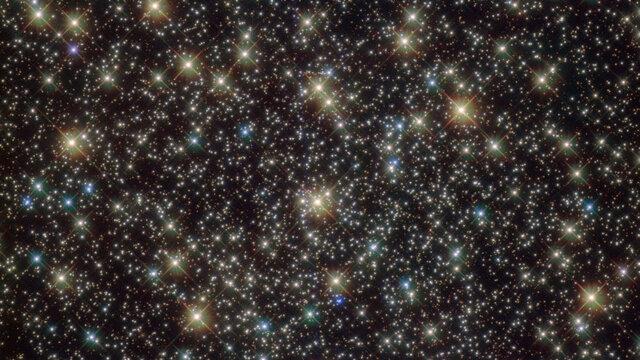 ستارهها میتوانند ابزار ارتباطی بیگانگان باشند