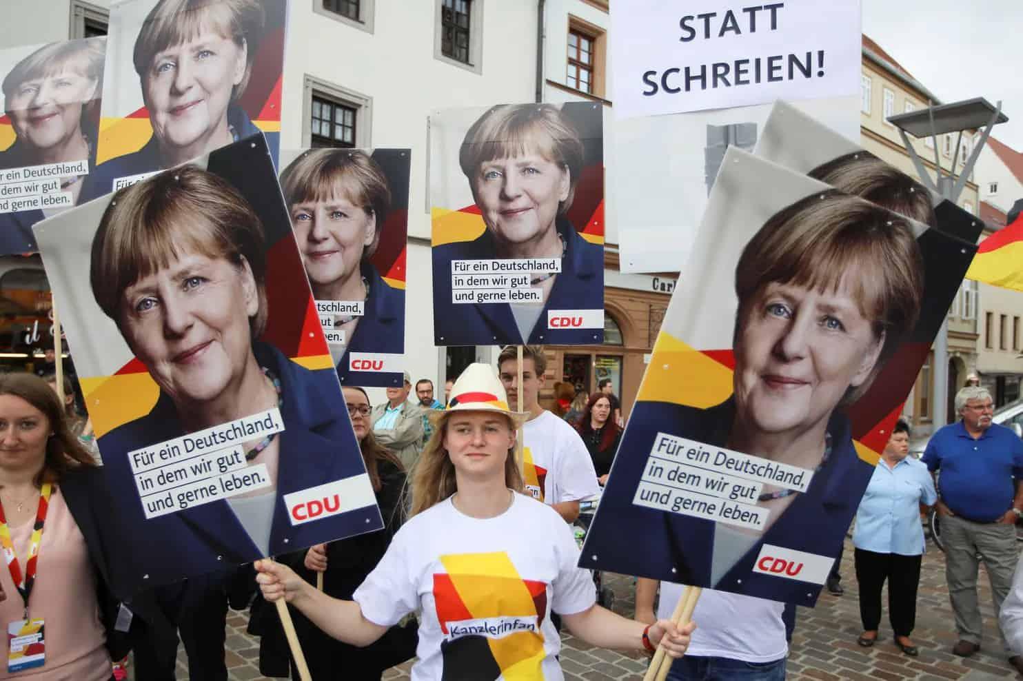 بیوگرافی آنگلا مرکل صدراعظم آلمان